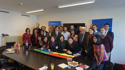 2015 Geneva training for Chinese entrepreneurs