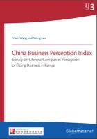 China Ethics 3: China Business Perception Index